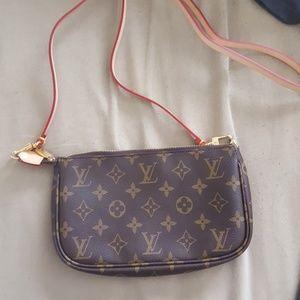 Small Louis Vuitton purse