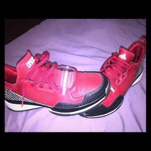 Damian Lillard 1.0 , BRed's. Adidas. Brand New