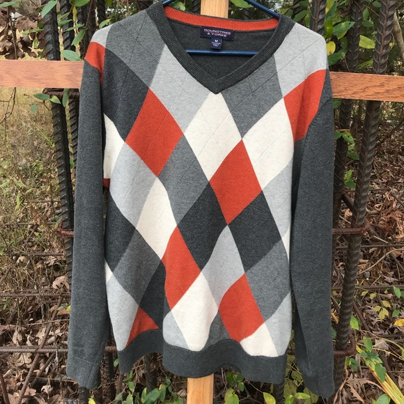 Roundtree Yorke Sweaters Roundtree And Yorke 100 Percent Cotton