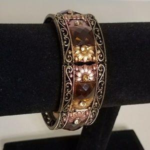 Jewelry - Fashion Jewelry Bangles-used once.