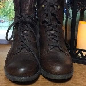 Rockport Lace Up Mid Boot - waterproof