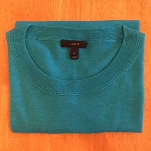 Like New J. Crew Tippi Sweater in Teal