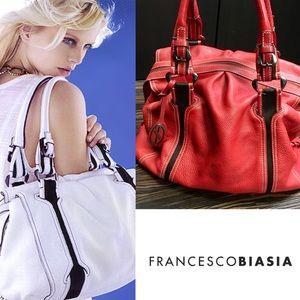 (Make an offer)FRANCESCO BIASIA Adah Satchel