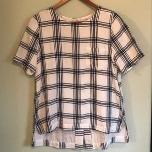 Madewell top size small