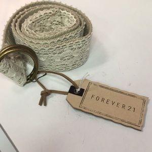 Forever 21 Belt