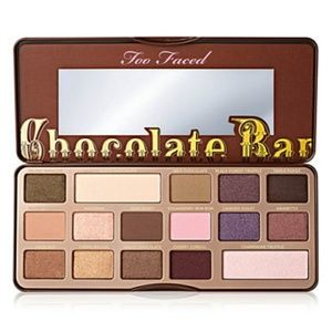 Too Faced Chocolate Bar eyeshadow palette NEW