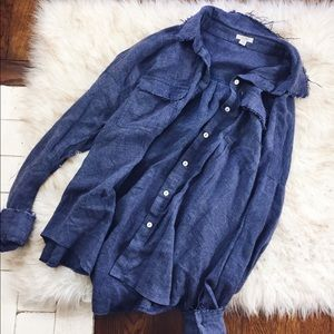 Urban Outfitters Ecoté Button Down F21