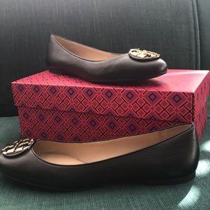 Tory Burch black Claire shoes