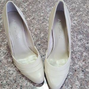 Aldo's high heel shoes