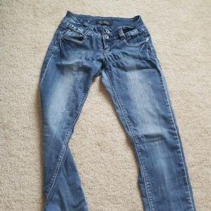 Denim - Blue skinny Jeans
