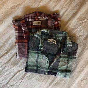 Boyfriend Flannel Bundle