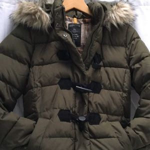 Winter Toggle Coat