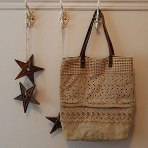 Mona B upcycled bag