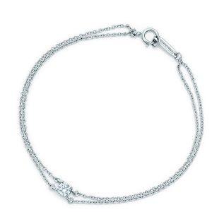 Tiffany Diamond Solitaire Bracelet