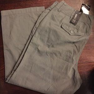 Lane Bryant Bootcut Chino Pants