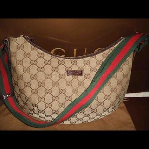 100% authentic Gucci sling bag