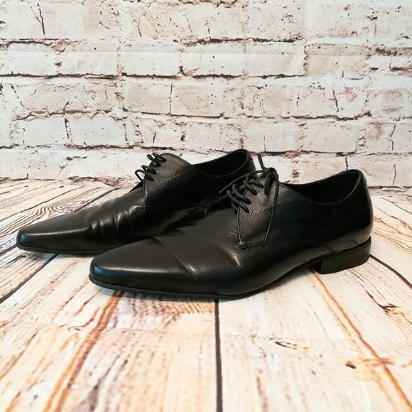 1005f55a Zara Man Black Formal Dress Shoes Size US 9/ EU 42.  M_5a108bc92ba50ac3f102c6b8