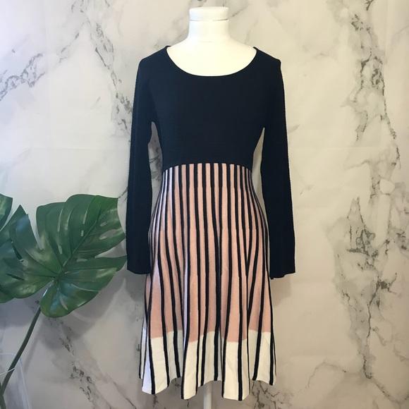 27603863 Calvin Klein Dresses & Skirts - Calvin Klein Pink Ombré Sweater Dress