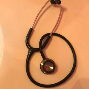 Littman classic II SE black stethoscope!