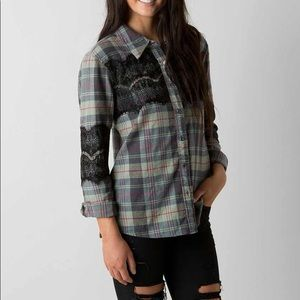 BKE by Buckle Flannel Shirt