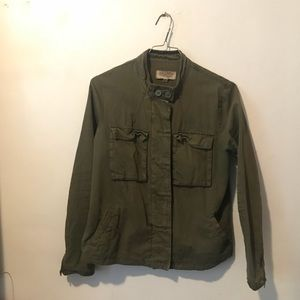 Ecote Lightweight Millitary Jacket