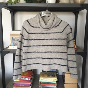 Madewell roundtrip sweater in stripe