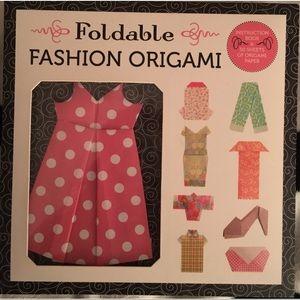👗 Foldable Fashion Origami 👔
