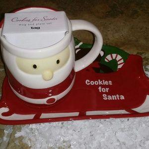 🎅Santa's Milk & Cookie Set!🎅