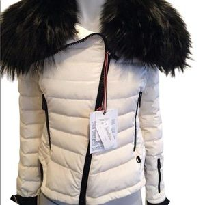 Moncler Grenoble Charaix Down Feather Parka