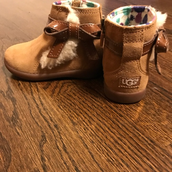28eb9d00ff4 UGG Shoes | Libbie Boot Toddler Size 6 | Poshmark