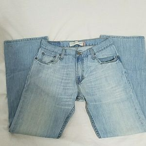 Levi's 527 Slim low-rise bootcut men's jeans 30X30