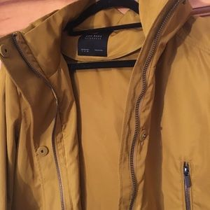 NWT yellow Zara jacket
