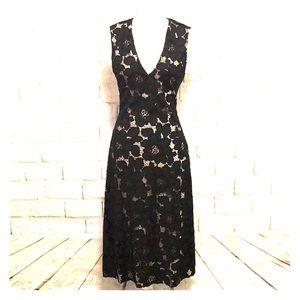 Zara Floral Lace Dress
