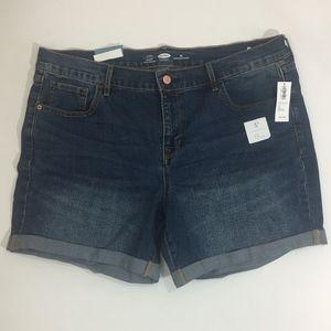 NEW Old Navy Denim Shorts Size: 16