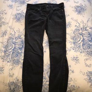 J. Crew Grey Corduroy Pants