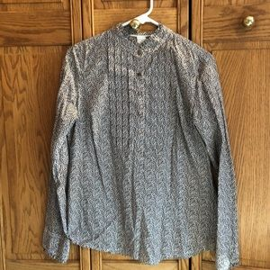 J.Crew women's blouse