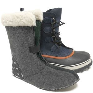 Sorel Caribou Nocturnal Snow Boot Men's