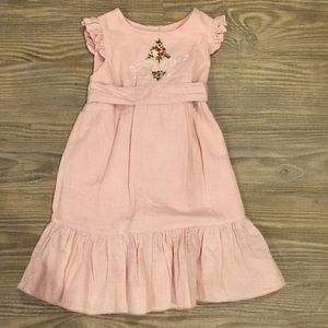 H&M baby vintage embroidered dress Sz 1-2 ~$30