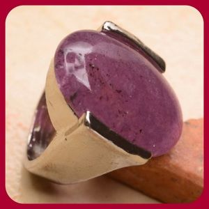 Jewelry - Natural Amethyst Ring