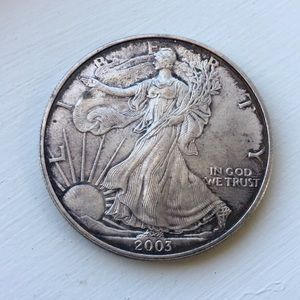 Other - 2003 Silver Dollar