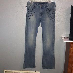 Rock & republic boot cut jeans 💕