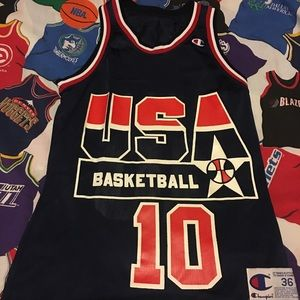 "Vintage Champion Dream Team jersey ""Reggie Miller"""
