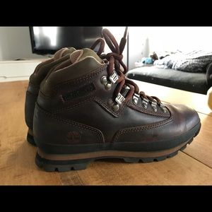 b59fdb8a2d3 NEW Timberland Mens Hiking Boots 95100 NWT