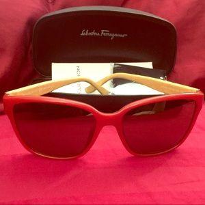 Brand new Salvatore ferragamo sunglasses