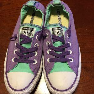 Converse custom shoes size 8.5