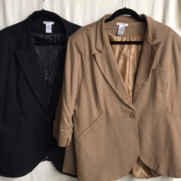 3cae26f6d8b5 Modcloth Jackets & Coats | Fine And Sandy Blazer Listing Is For One ...