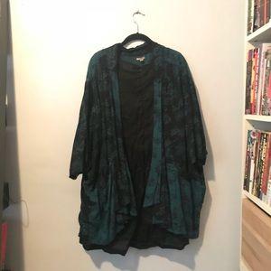 Urban Outfitters Printed Kimono