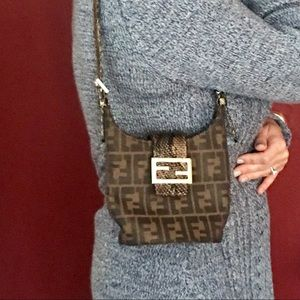 New mini Fendi purse
