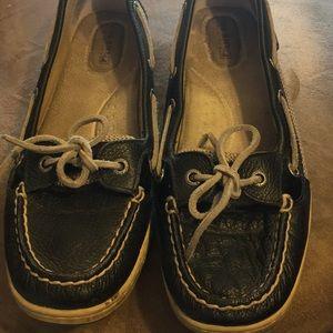 Speer top sider shoes