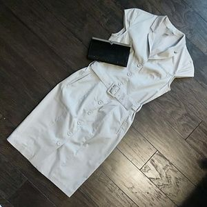 H&M button down dress size 4 (size 2)